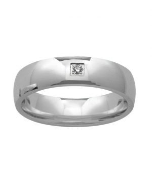 AURANTO Partnerring Damen Silber 220310