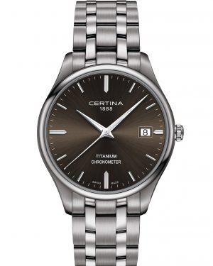 CERTINA DS-8 Chronometer Herren Titan C033.451.44.081.00