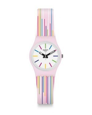 SWATCH Armbanduhr Lady 25mm – Pink Mixing LP155