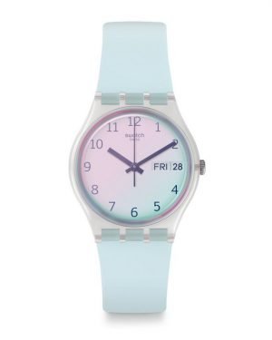 SWATCH Armbanduhr Gent 34mm – Ultraciel GE713