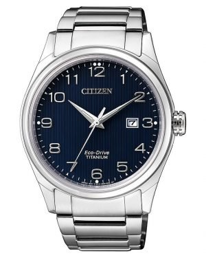 CITIZEN Herrenuhr Super Titanium BM7360-82M