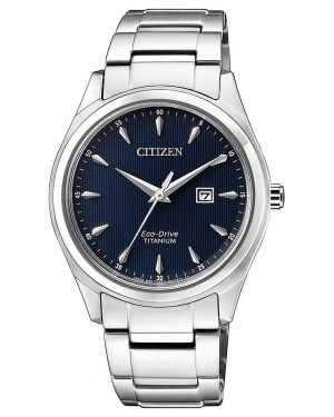CITIZEN Damenuhr Super Titanium EW2470-87L